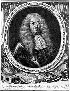 Hermann of Baden-Baden Imperial field marshal and president of the Hofkriegsrat