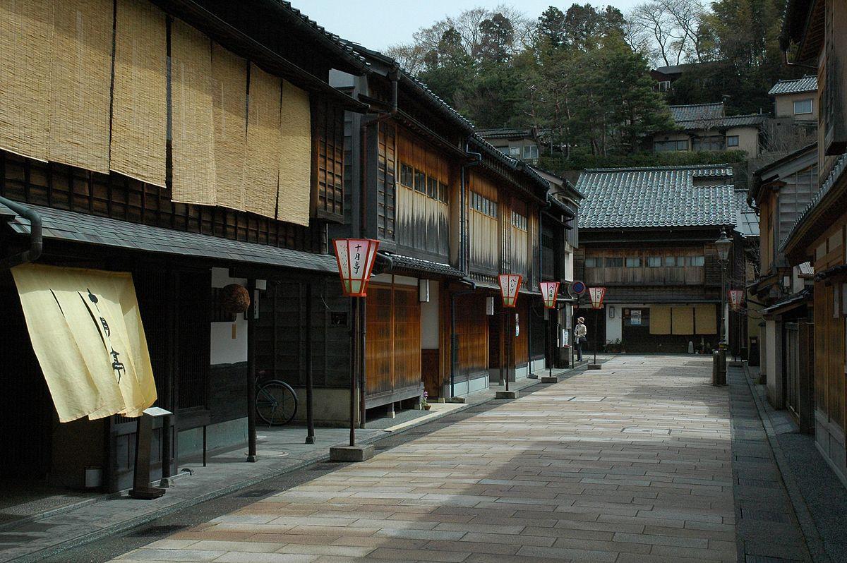 Car To Go >> Kanazawa – Travel guide at Wikivoyage
