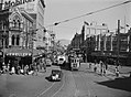 High angle view of busy Christchurch street (AM 80793-1).jpg