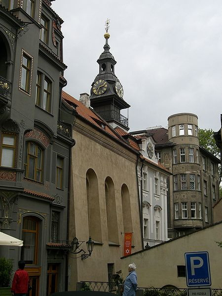Datei:High synagogue in Prague.jpg