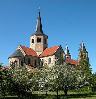 St. Godehard, Hildesheim Church