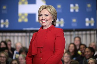 Hillary Clinton 2016 presidential campaign - Hillary Clinton at an event in West Des Moines, Iowa in January 2016.