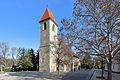 Himberg - Kirche hl. Georg.JPG