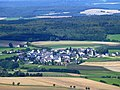 Hirschfeld - vom Aussichtsturm Idarkopf aus gesehen - panoramio.jpg