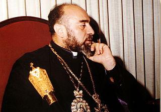 Karekin I Catholicoi of Armenia