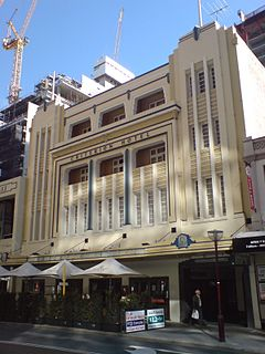 Criterion Hotel Perth Reviews