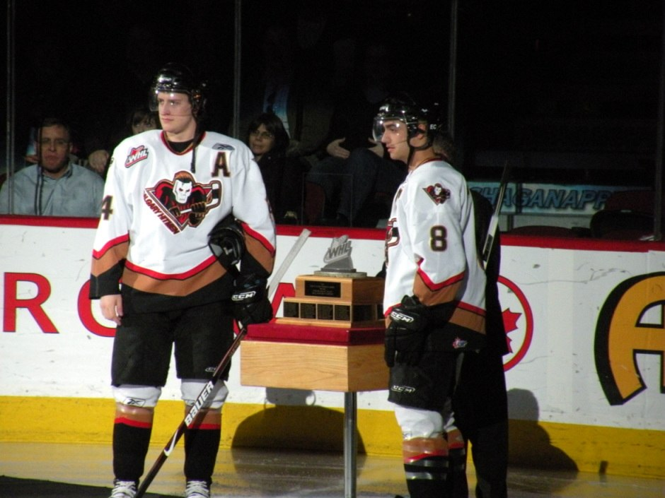 Hitmen Scotty Munro Trophy