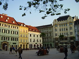 Hlavné námestie (Bratislava)