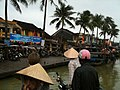 Hoi An riverbank approach.JPG