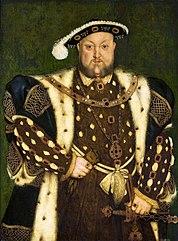 Portret Henryka VIII Tudora