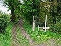 Holly lane bridleway - geograph.org.uk - 784896.jpg