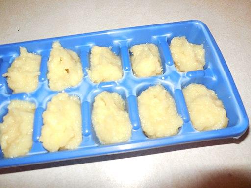 Homemade Baby Food Recipe Parsnip and Sweet Potato