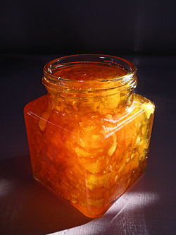 meaning of marmalade