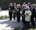 Homenaje en memoria de las víctimas del atentado del 11 de marzo de 2004 en el Bosque del Recuerdo 01.jpg
