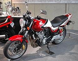 honda sb 400 super four