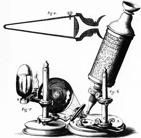 robert hooke microscope에 대한 이미지 검색결과