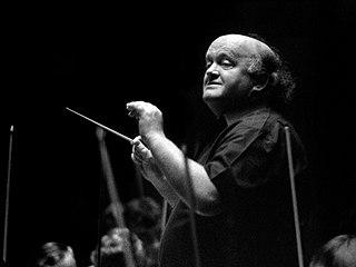 Horst Stein German conductor