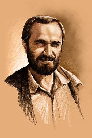 Hossein Kharrazi - Image: Hosein Kharazi by Mbazri