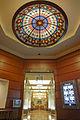 Hotel Monterey La Soeur Osaka 2F entrance 20121102-001.jpg