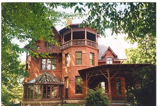 House of Mark Twain