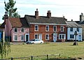 Houses on Hall Street - geograph.org.uk - 1514827.jpg