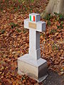 Houthulst - Military Cemetery - Italian cross 2.jpg