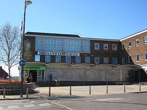 Hoyland - Town Hall