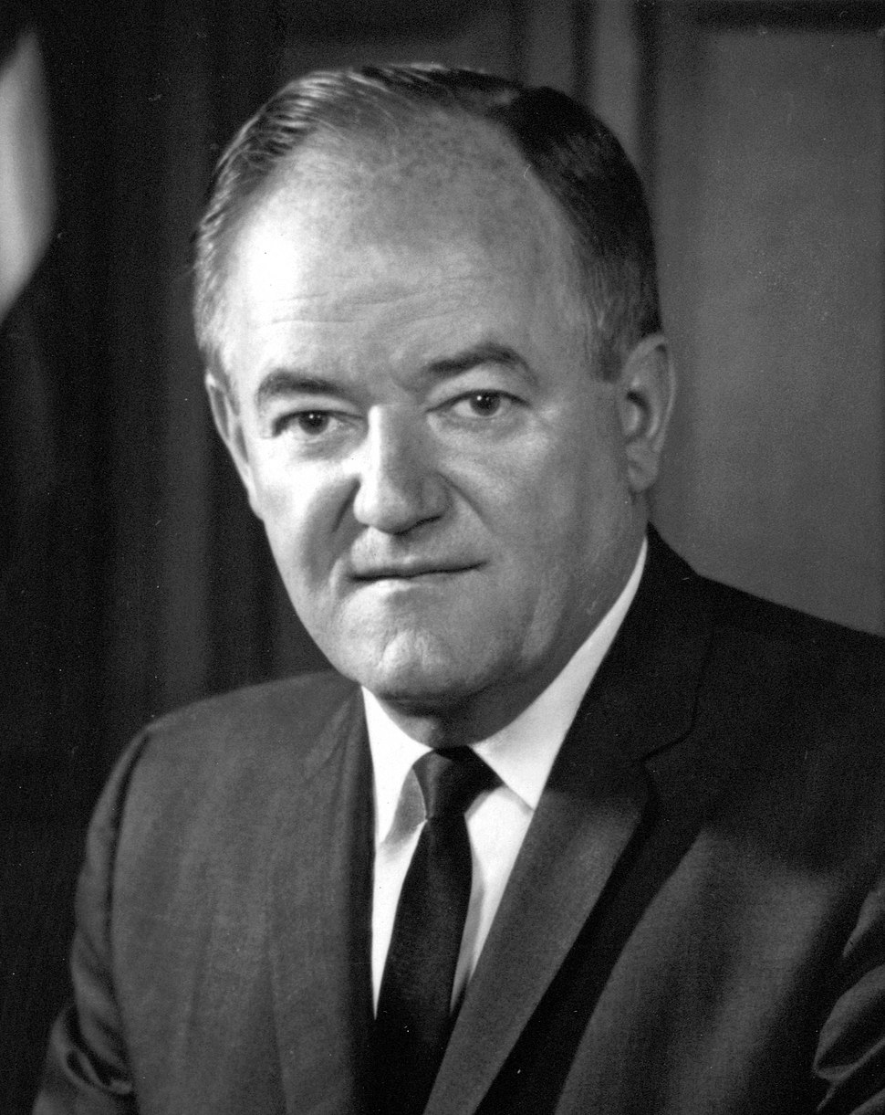 Hubert Humphrey crop