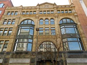 Baldwin & Pennington - Hutzler Brothers Palace Building