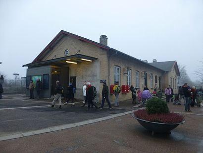 Sådan kommer du til Hvalsø St. med offentlig transport – Om stedet