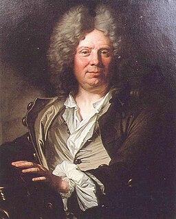 Hyacinthe Rigaud, Portrait de Antoine Coysevox (1704) -001
