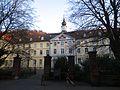 I. Heidelberg Gebäude des Barock Altstadt Campus Universität Heidelberg Carolinum.JPG
