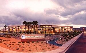 International Game Technology (1975-2015) - IGT's Las Vegas office