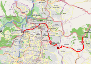Route 417 (Israel/Palestine)