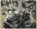 INF3-24 Assassination of Heydrich Artist Terence Cuneo 1939-1946.jpg