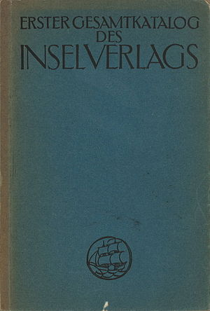 Insel Verlag - Wikiwand
