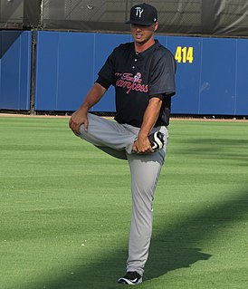 Ian Clarkin American professional baseball pitcher