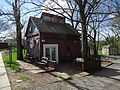 Ice cream shop and tree and sky in Basking Ridge New Jersey.JPG