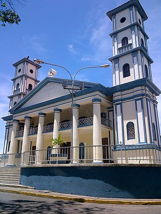 Cumaná - Image: Iglesia Catedral de Cumaná, Venezuela (2)