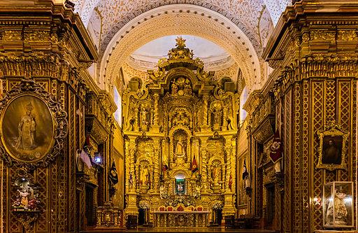 Iglesia de La Merced, Quito, Ecuador, 2015-07-22, DD 186