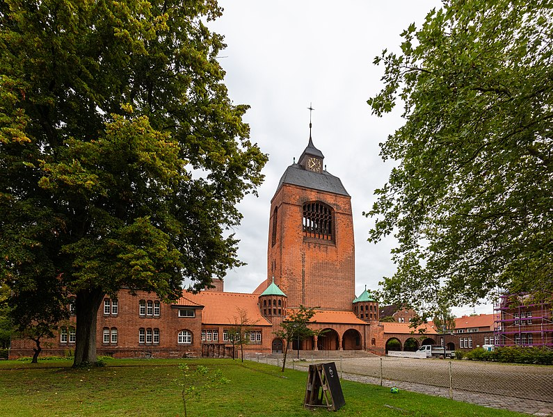 Petrus Kirche in Kiel