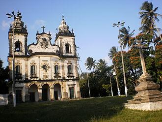 Jaboatão dos Guararapes - Nossa Prazeres Cathedral