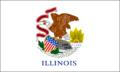 Illinois - Bandiera
