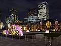 Illumination for Tokyo Station Marunouchi Square 2.jpg