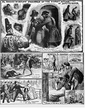 Image illustrative de l'article The Illustrated Police News