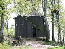 """""""Goethehäuschen"""" in Ilmenau (Quelle: Wikimedia)"""