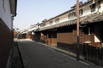Kashihara, Nara - Imai area, built in around the 15th century