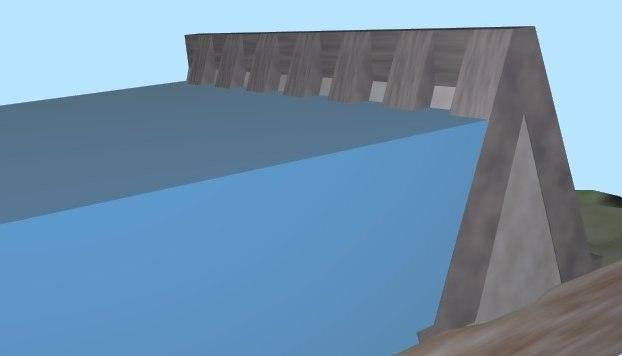 Img barrage contreforts