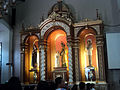Immaculate Conception Cathedral Altar side Pasig City.JPG