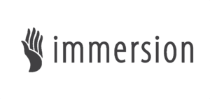 Immersion Corporation - Image: Immersion Logo